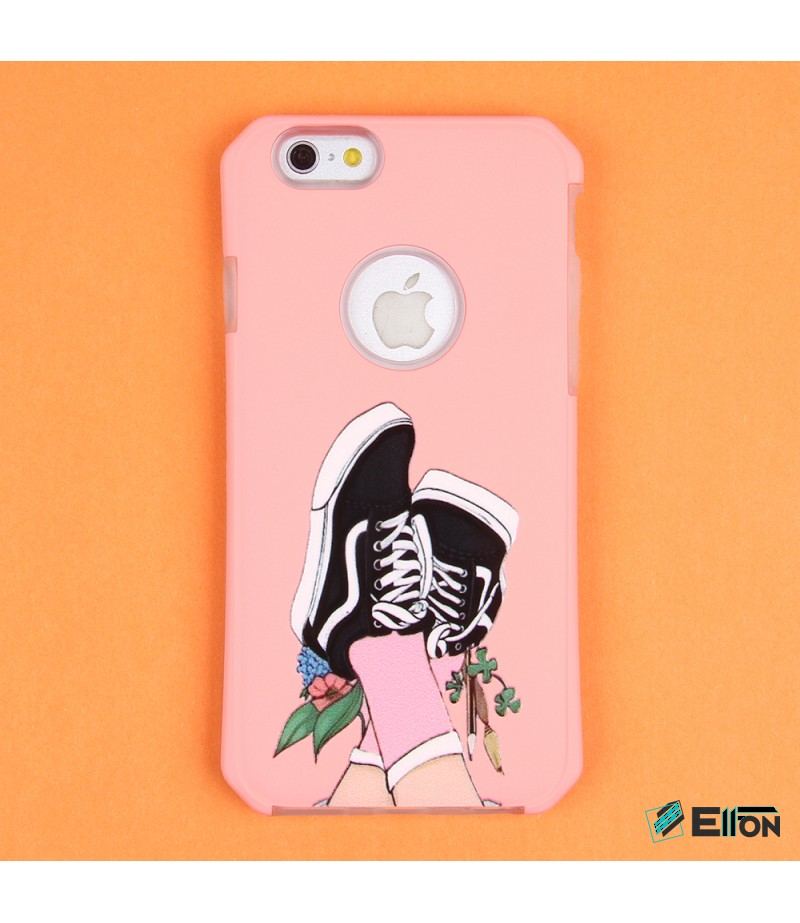 2in1  tpu +PC oily +printing picture für iPhone 6/6s Art.:000696