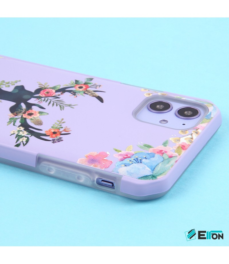 2in1  tpu +PC oily +printing picture für iPhone 11 Art.:000697
