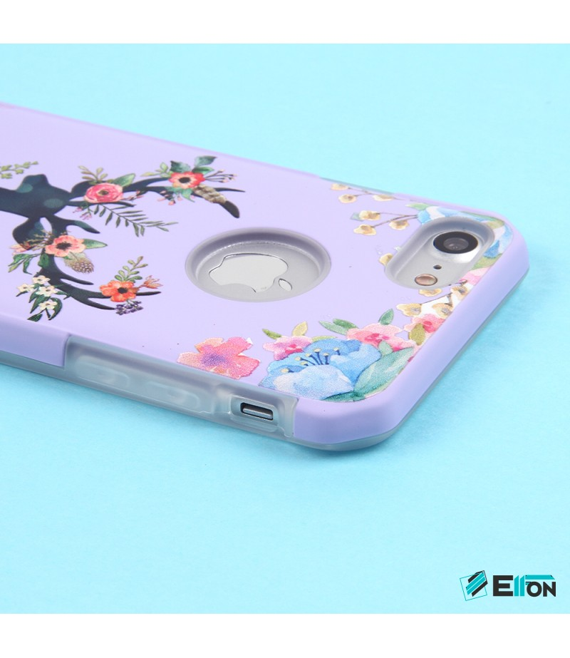 2in1  tpu +PC oily +printing picture für iPhone 7/8 Art.:000697
