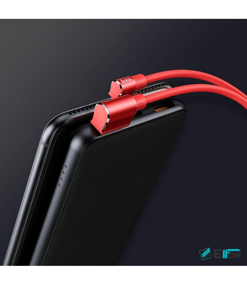 Hoco U37 Long Roam Charging Data Cable für Lightn. (L=3) , Art.:000491