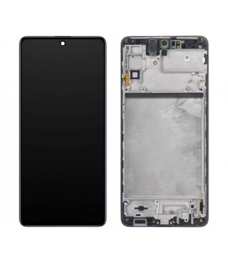 Samsung M51 M515 Diisplay and Digitizer Black