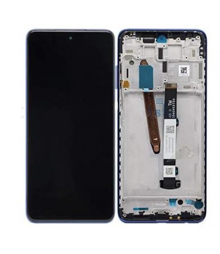Xiaomi Poco X3 /X3 NFC Display and Digitizer Blue