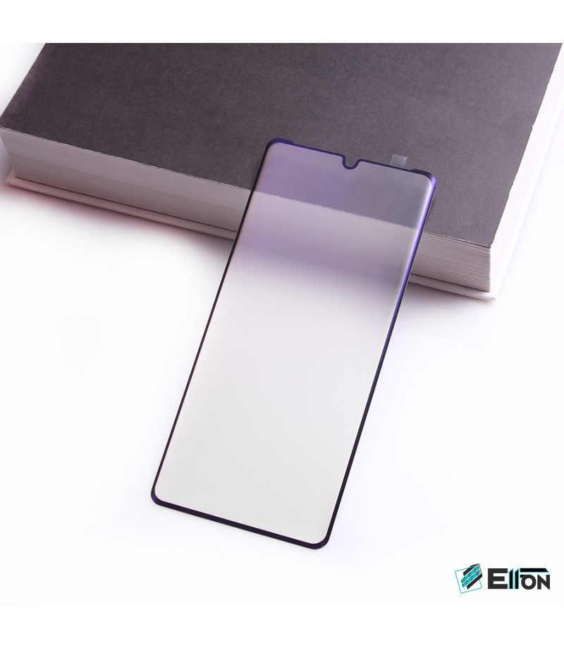 Screen protector Half Glue Matt Anti Blue für Huawei P30 Pro , Art.:000539