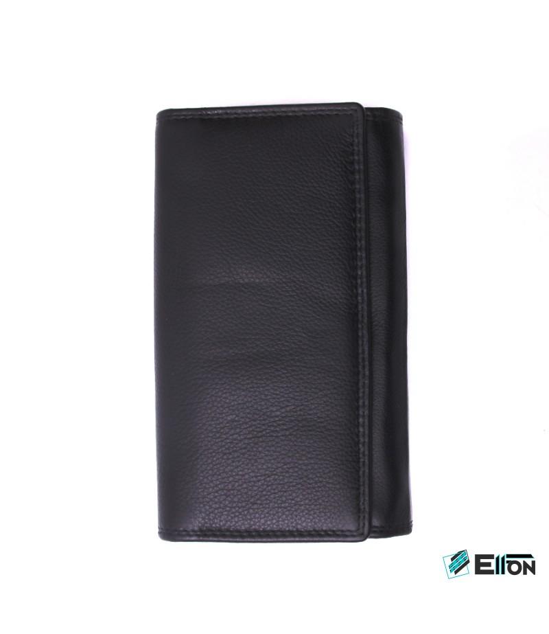 NDM Nappaleder Geldbörse Damen groß 14593, Art.:000160