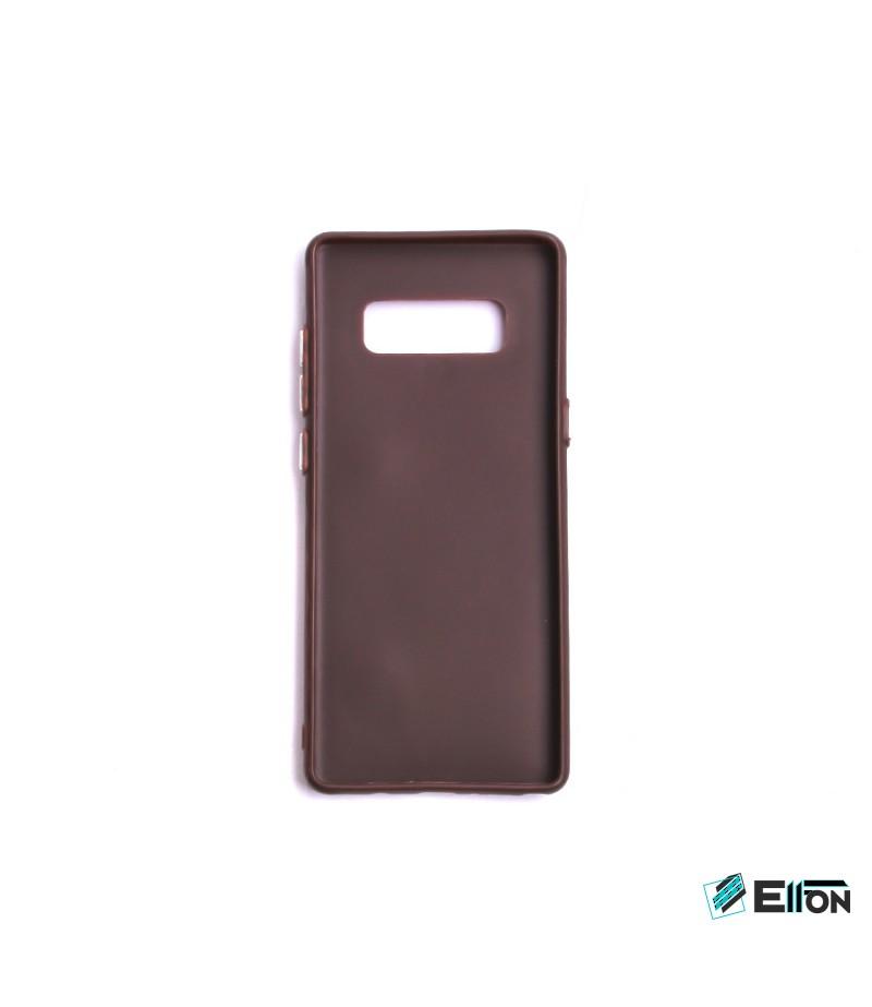 Elegance Handyhülle mit Kartenfach und Standfunktion für Samsung Galaxy Note 8, Art:000148