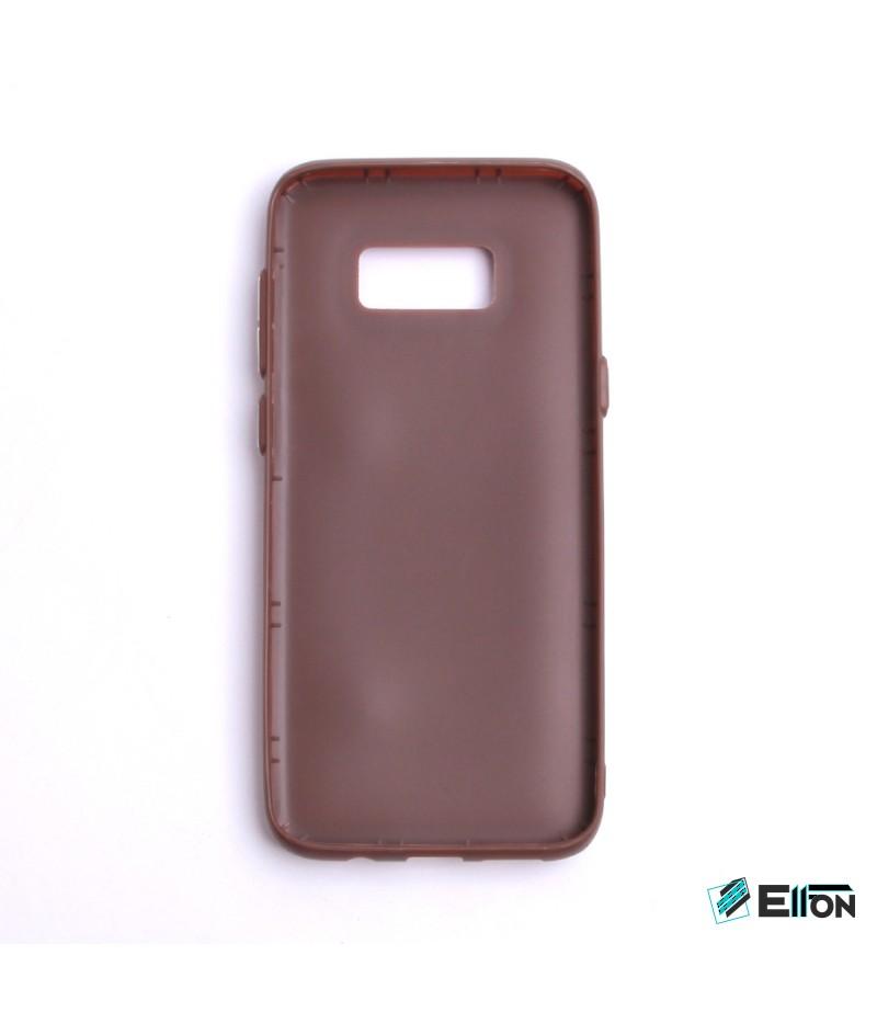 Elegance Handyhülle mit Kartenfach und Standfunktion für Samsung Galaxy S8 Plus, Art:000148