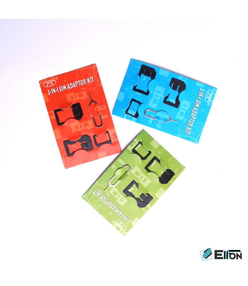 4 in 1 Recovery NANO/MICRO/NORMALE SIM-KARTE, Art.:000144