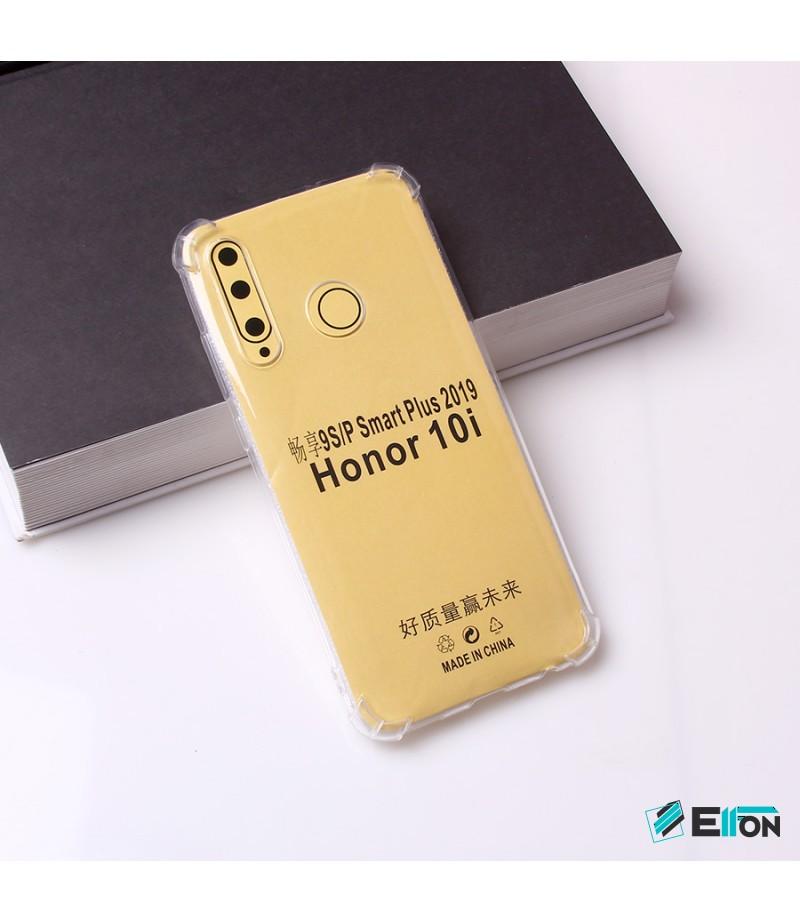 Drop Case TPU Schutzhülle (1mm) mit Kantenschutz für Huawei P Smart Plus(2019)/Honor10i , Art:000494