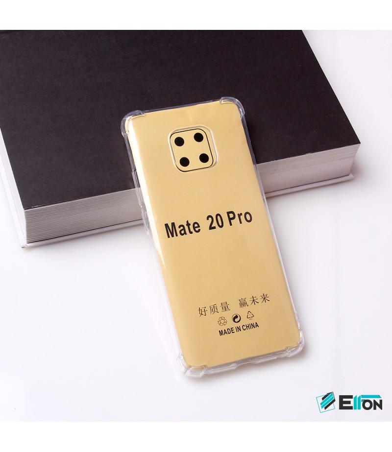 Drop Case TPU Schutzhülle (1mm) mit Kantenschutz für Huawei Mate 20 Pro, Art:000494