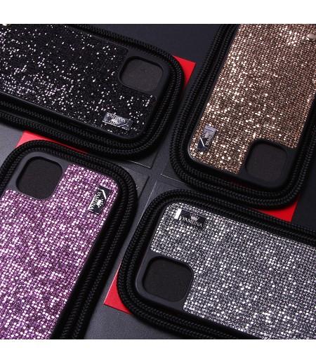 Diamond Mesh Lace Cross-body Case mit Band für iPhone 11 Pro, Art.:000009