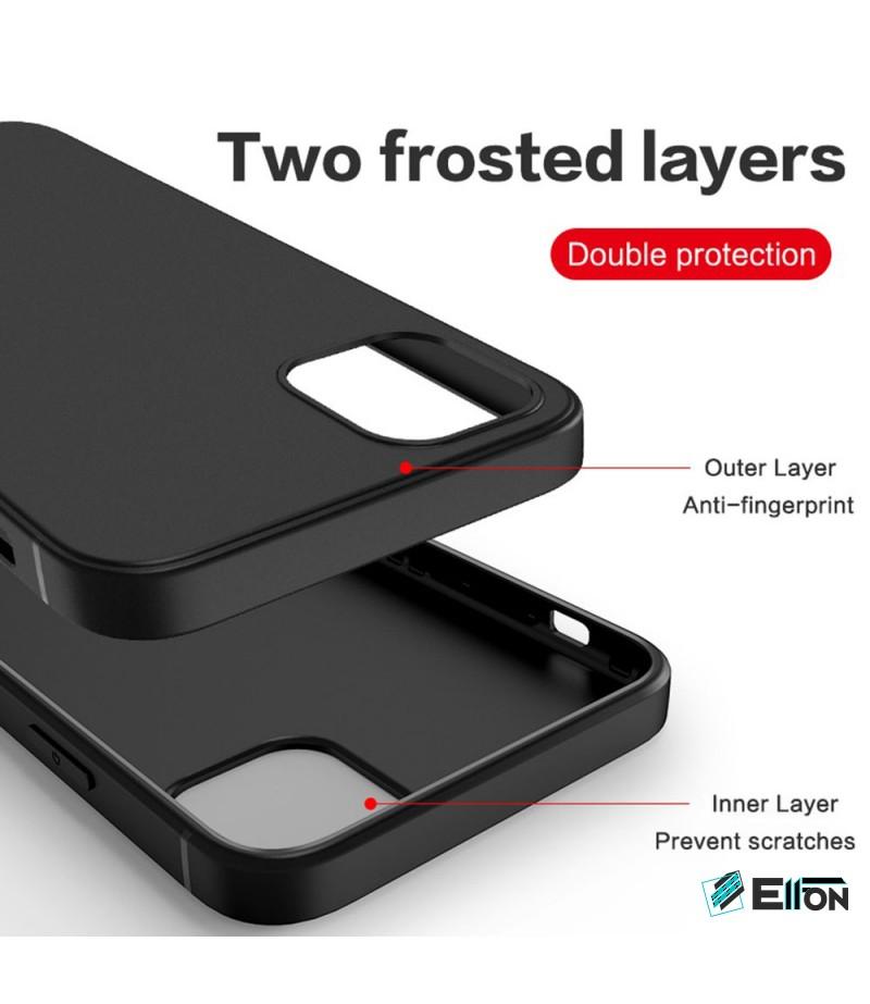 Black Tpu Case für iPhone 12 Pro Max (6.7), Art.:000499