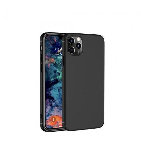 Black Tpu Case für iPhone 12 / 12 Pro (6.1), Art.:000499