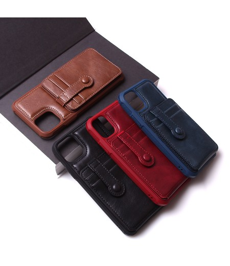 Phone case with credit card holder für iPhone 11 art.:000617