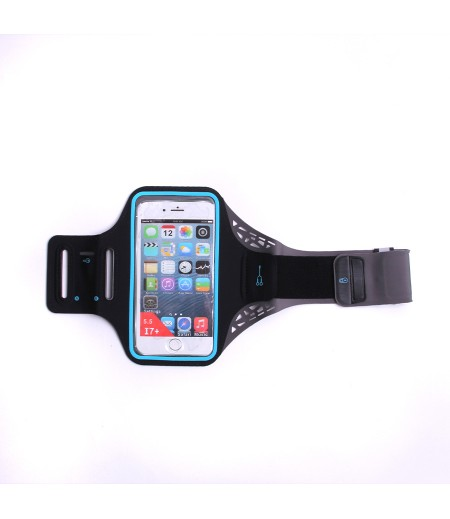 Wasserdicht Fitness Armband für Smartphones mit 5.5 Zoll, art:000118