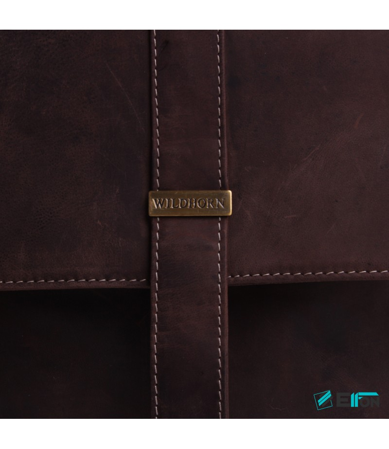 Hunterleder Umhängetasche Handtasche MB240, Art.:000199