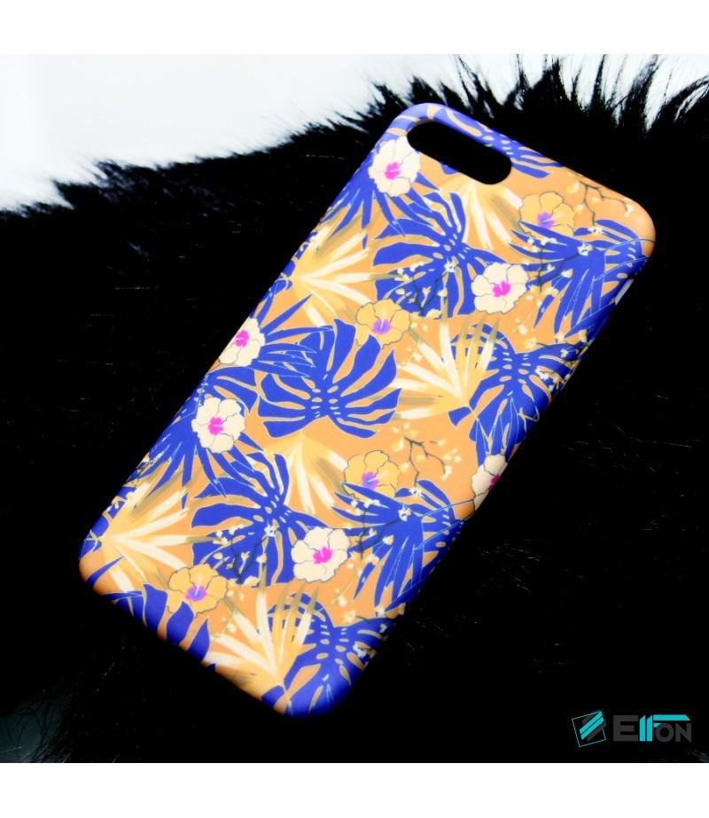 Yellow Hibiscus Night Glow Case für Samsung S8 Plus, Art.:000371