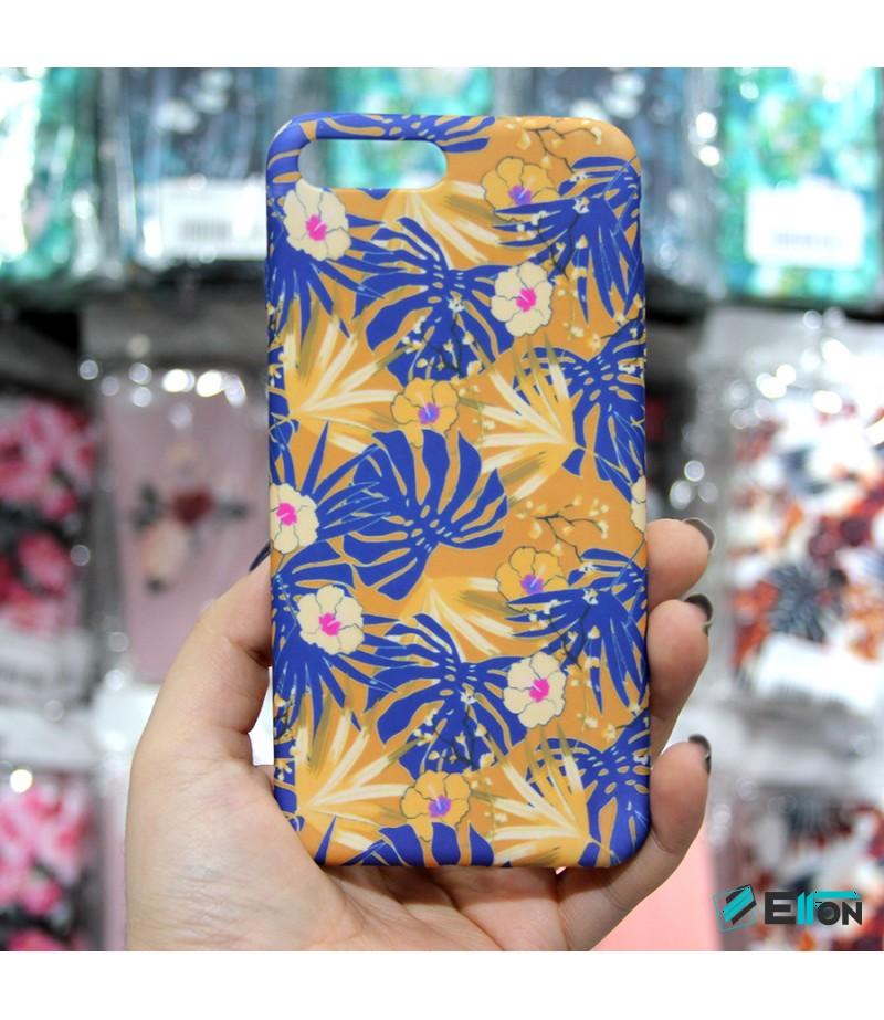 Yellow Hibiscus Night Glow Case für Samsung S9, Art.:000371