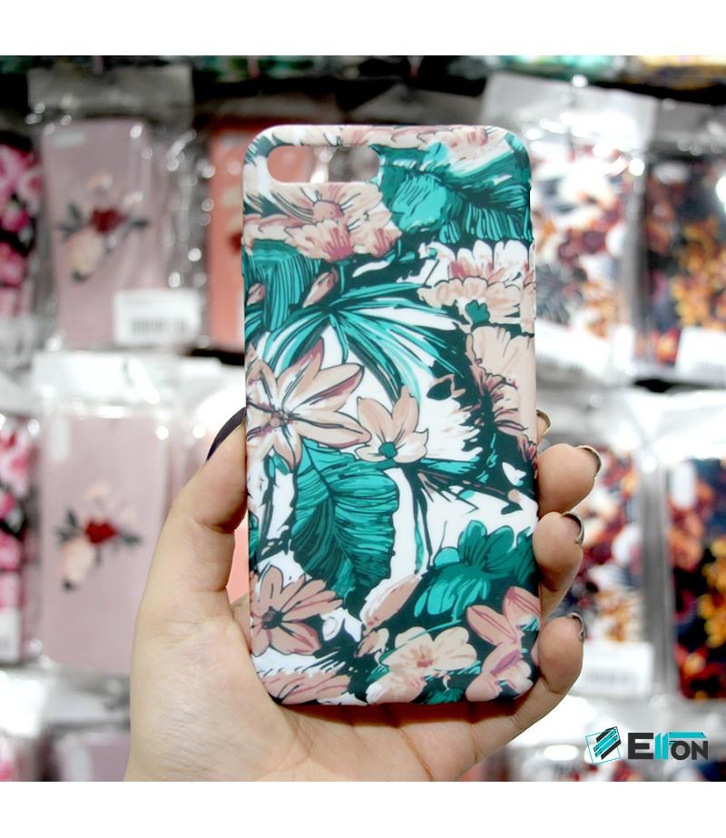 Watercolor Flowers Night Glow Case für Samsung S8, Art.:000372