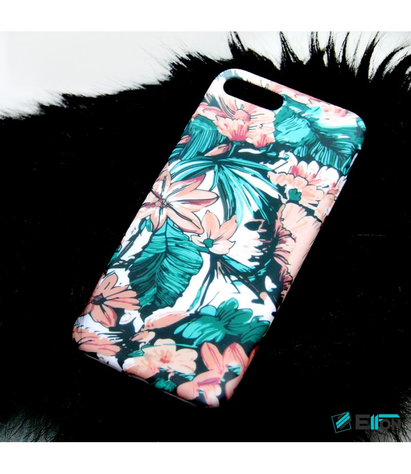 Watercolor Flowers Night Glow Case für Samsung S9 Plus, Art.:000372