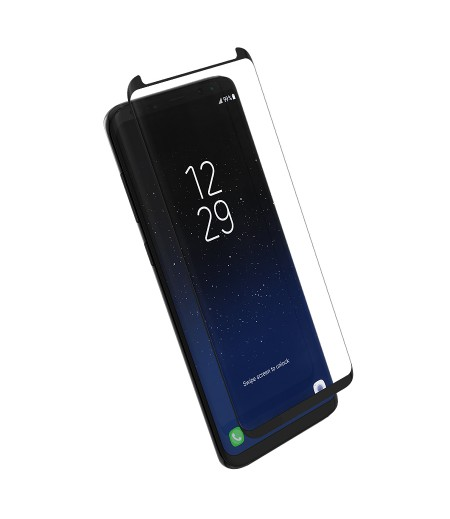 Mini Curved Screen Protector (Side-Glue) für Galaxy S8 Plus, Art.: 000102-2