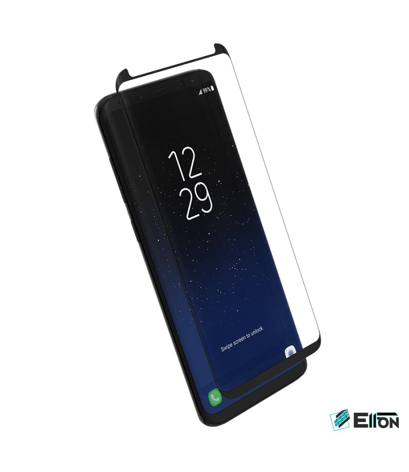Mini Curved Screen Protector (Side-Glue) für Galaxy S8 Plus, Art.: 000102-2