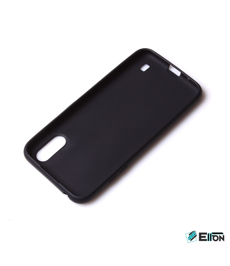 Black Tpu Case für Samsung Galaxy A01, Art.:000499