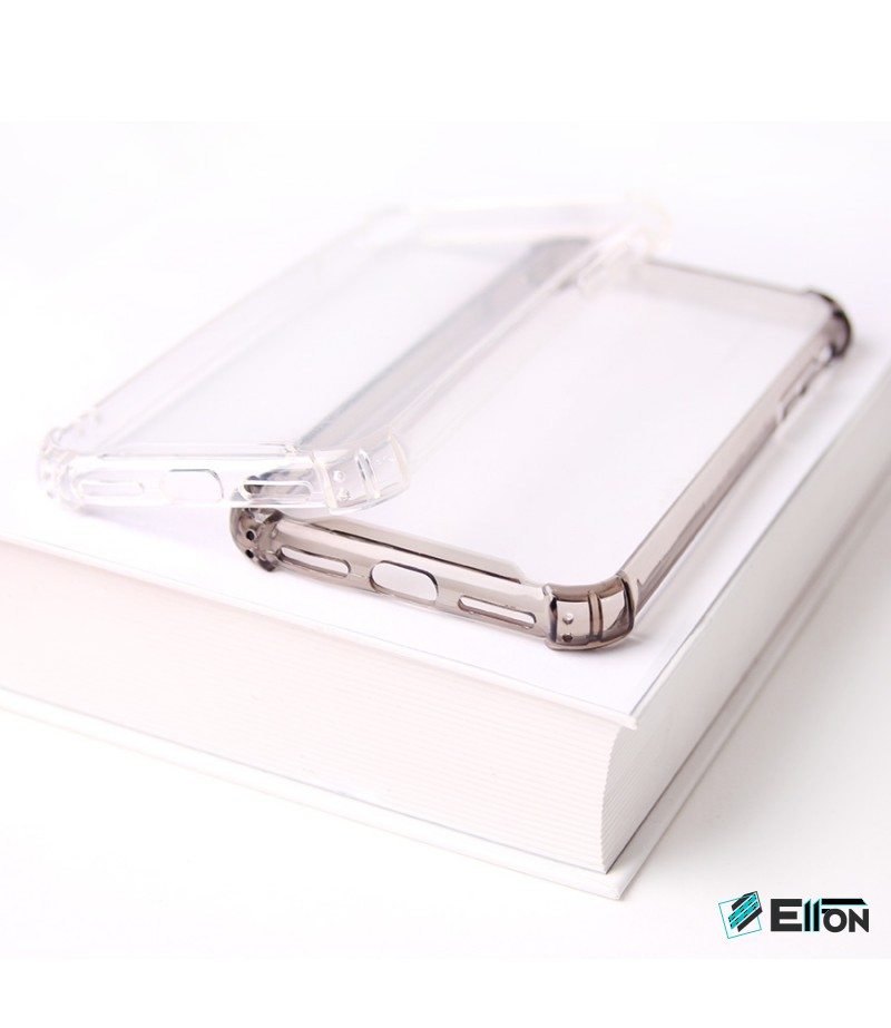 Vorpräparierte Hülle mit LöchernTPU+PC hart kristallklar für Samsung Galaxy S10 Plus, Art.:000004