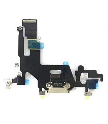 For iPhone 11 System Connector Flex Black