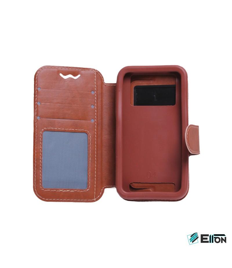 Universal Case Flexi TPU mit 3 Kartensteckplätzen 3.8-4.3 Zoll, Art.:000052