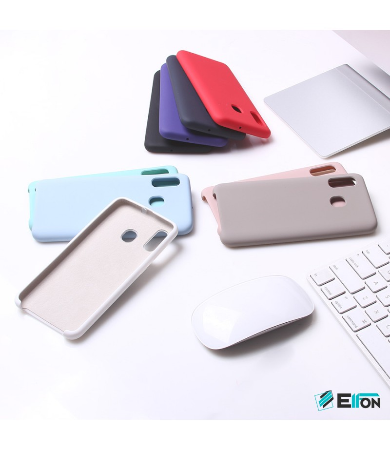 Soft touch silicone case für Galaxy A20/ A30, Art.:000537-1