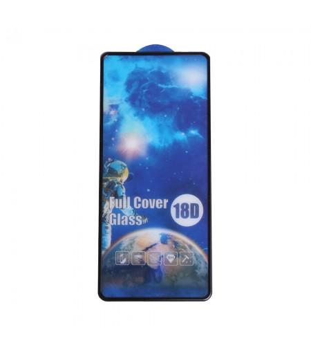 18D Full Glue Tempered Glass Screen Protector für Samsung Galaxy A21S, Art:000827