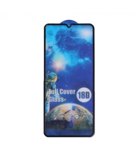 18D Full Glue Tempered Glass Screen Protector für Samsung Galaxy A32 4G, Art:000827