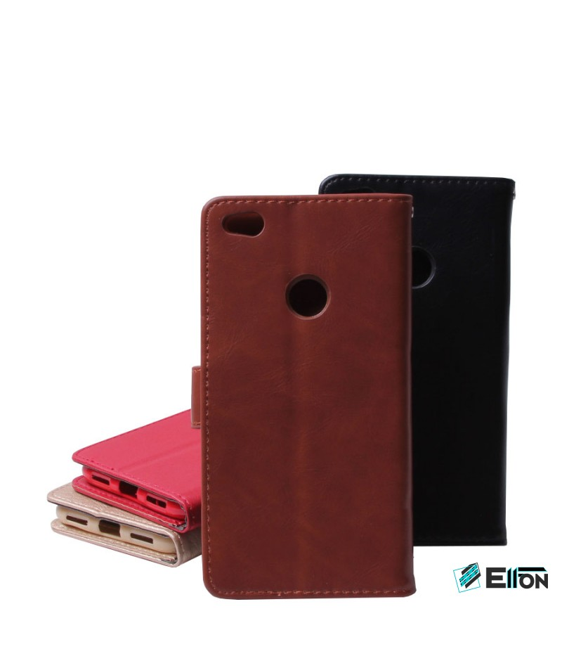 Elfon Wallet Case für Huawei P8 Lite/P9 Lite 2017, Art.:000045