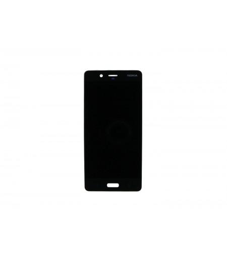 Nokia 8 Display and Digitizer Black