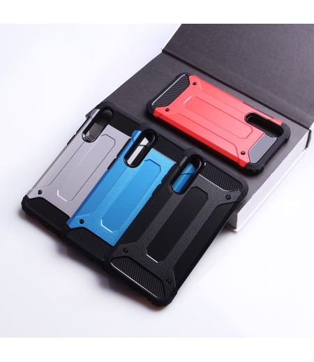 Shockproof cover 2 in 1 (TPC+PC) für Huawei P30, Art.:000528