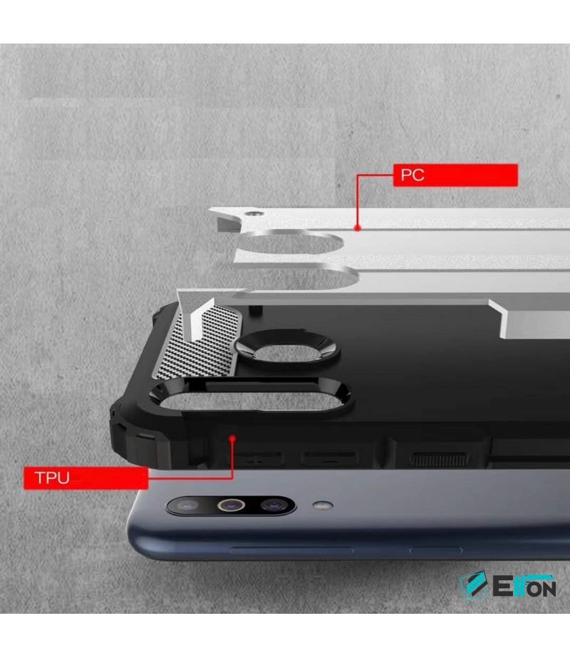 Shockproof cover 2 in 1 (TPC+PC) für Galaxy A70, Art.:000528