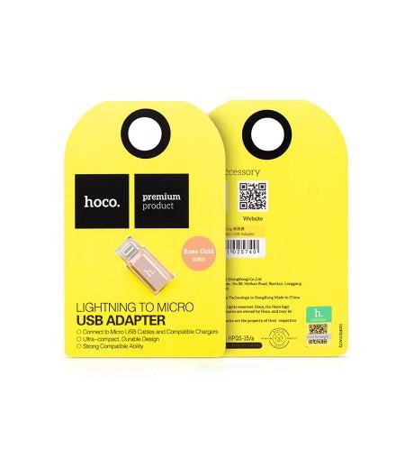 Hoco Lightning to Micro Adapter, Art.:000492