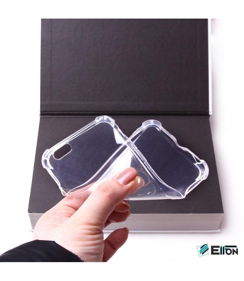 Drop Case TPU Schutzhülle (1mm) mit Kantenschutz für Samsung Galaxy J8 (2018), Art:000494