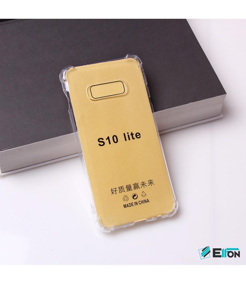 Drop Case TPU Schutzhülle (1mm) mit Kantenschutz für Samsung Galaxy S10 E, Art:000494