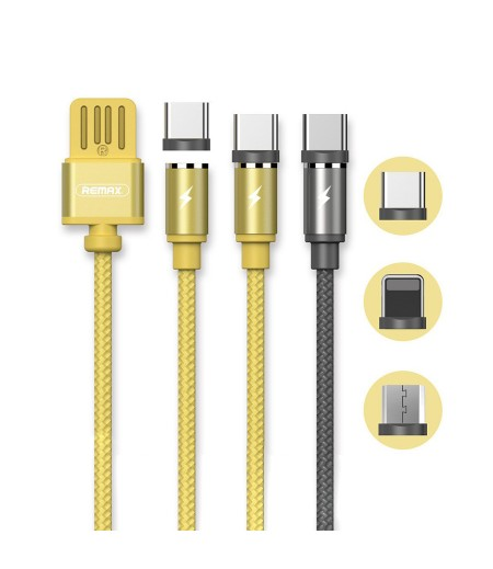 Remax RC-095m Gravity Series Data Cable (Micro), Art.:000443