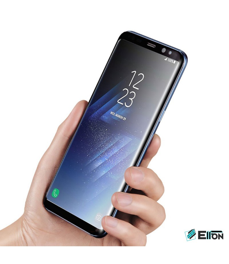 Hoco Curve Full Protection Tempered Glass für Galaxy S8, Art.:000596