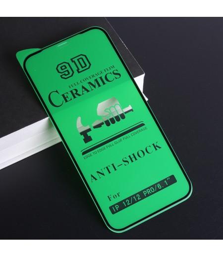 PET Film/Ceramic Screen Protector für iPhone 12/ 12 Pro, Art:000590