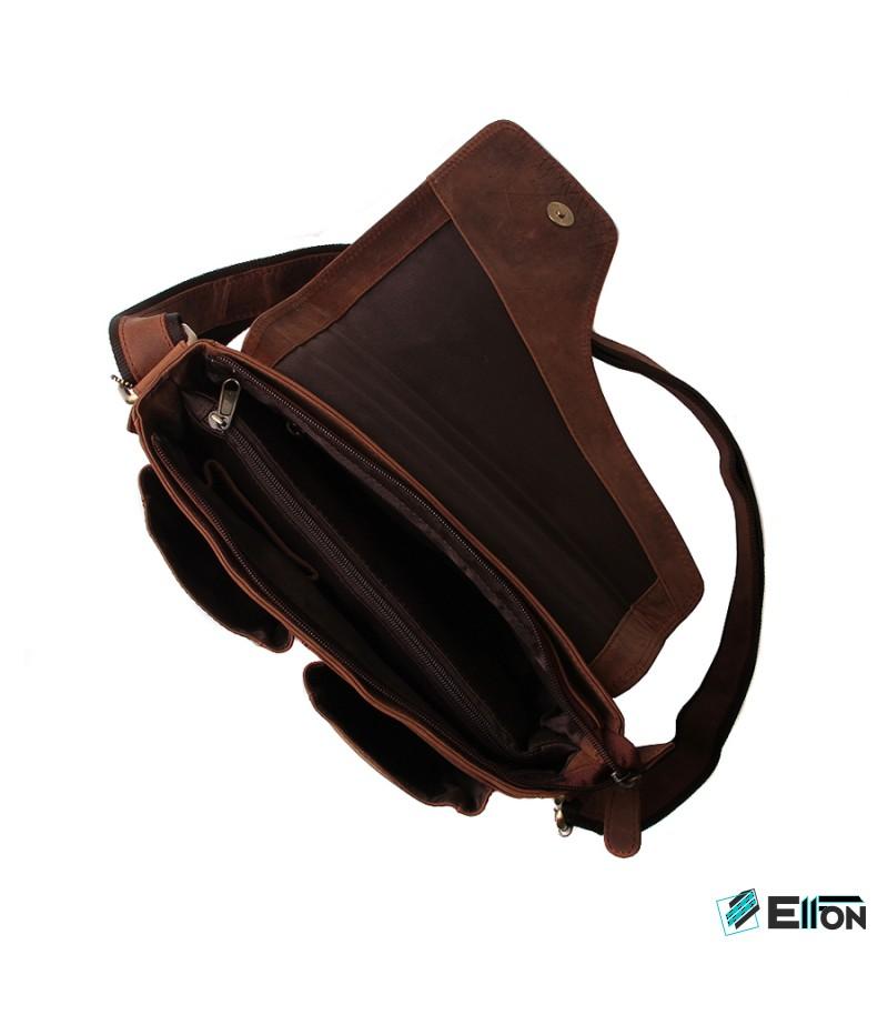 Hunterleder Umhängetasche Handtasche Art.:MB204, 000281