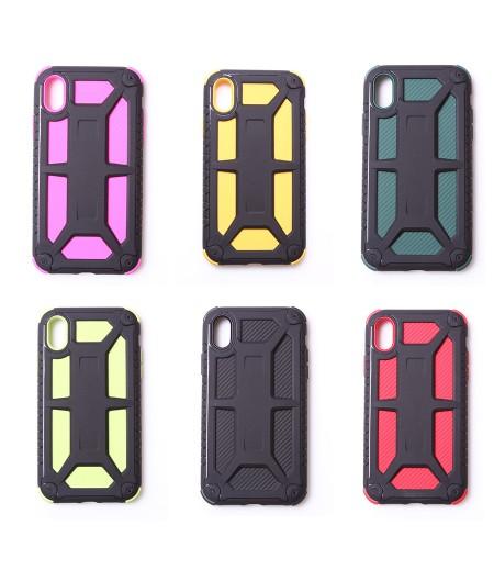Razr armor (TPU + TPU)  für iPhone XR, Art.:000703