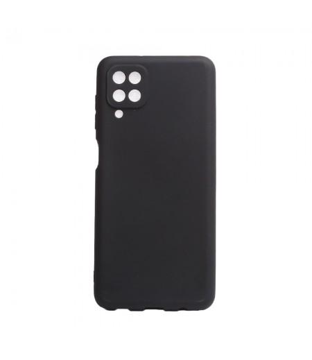 Black Tpu Case für Samsung Galaxy A12, Art.:000499