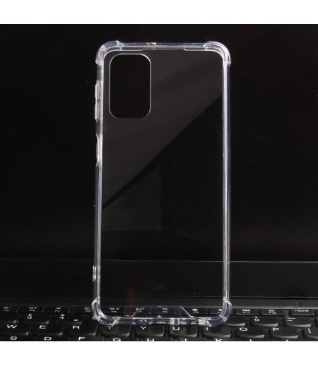 Vorpräparierte Hülle mit LöchernTPU+PC hart kristallklar für Samsung Galaxy A32 5G, Art.:000004