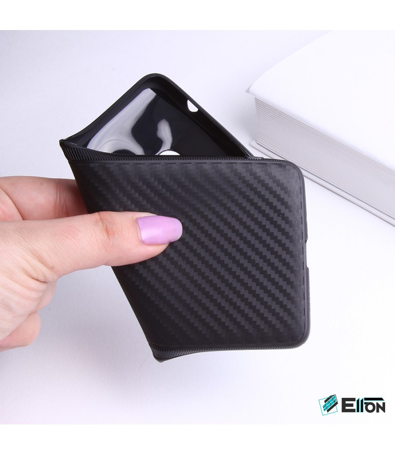 Carbon Cover für Samsung Galaxy S10 Plus, Art.:000475