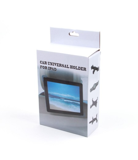 KFZ-Kopfstützenhalterung für Tablet von 20-31 cm, Art.:000012