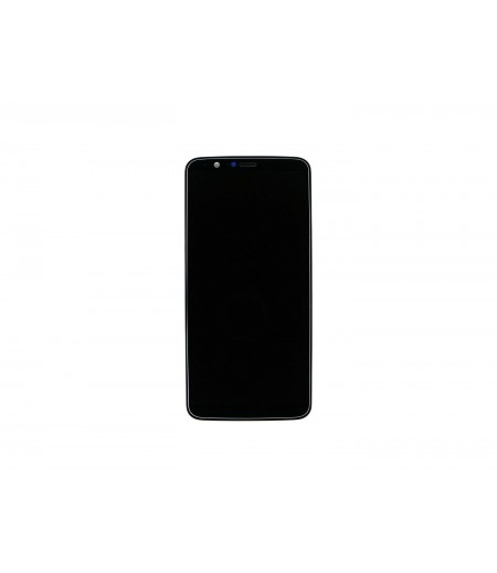 OnePlus 5T Display and Digitizer Complete Black