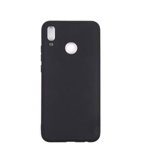 Black Tpu Case für Huawei Y7 Pro 2019, Art.:000499